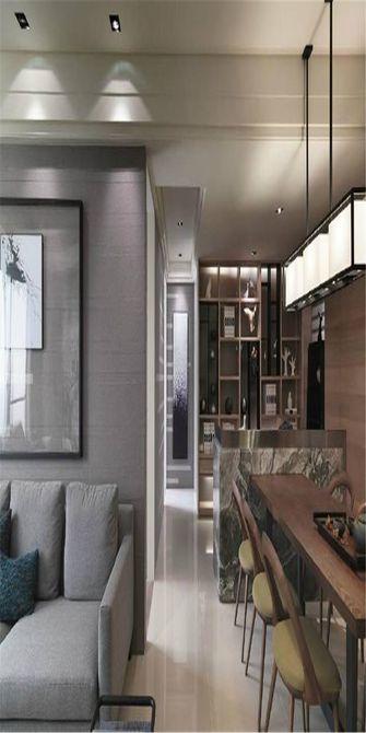 120平米三中式风格走廊装修图片大全