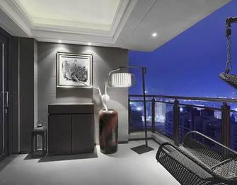 140平米三现代简约风格阳光房装修效果图