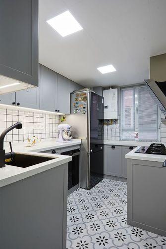 80平米三宜家风格厨房装修图片大全