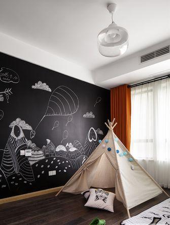 140平米三室两厅宜家风格儿童房效果图