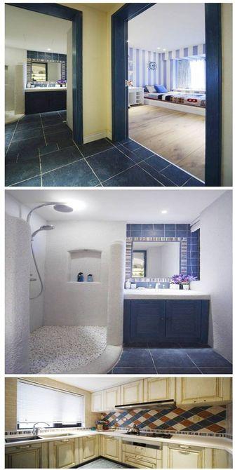 100平米四室一厅地中海风格卫生间装修案例