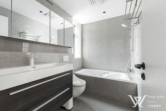 140平米三室两厅现代简约风格影音室装修案例