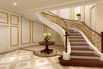 140平米别墅法式风格楼梯图