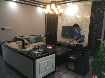 中式风格客厅装修图片大全