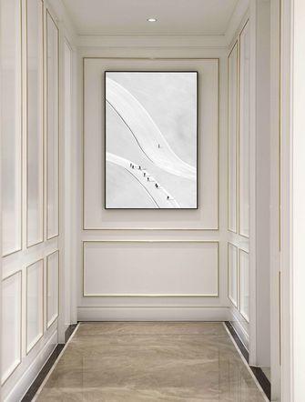 140平米四室两厅法式风格玄关图片大全