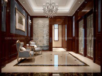 20万以上140平米别墅英伦风格玄关图片