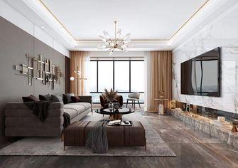 140平米四室两厅田园风格客厅装修效果图