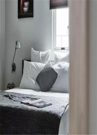 110平米三室两厅混搭风格卧室装修案例