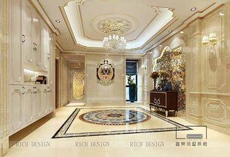 140平米四室一厅欧式风格玄关图