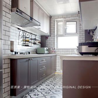 经济型60平米美式风格厨房效果图