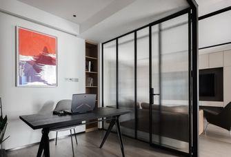 120平米现代简约风格书房装修效果图