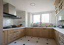 70平米公寓混搭风格厨房设计图