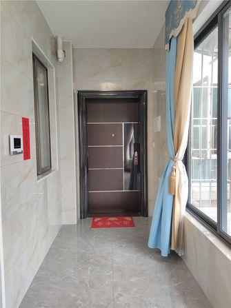 120平米三室两厅中式风格阳台欣赏图