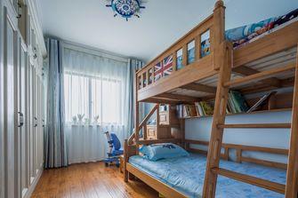 130平米四室两厅美式风格儿童房装修图片大全