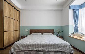 110平米日式风格卧室效果图