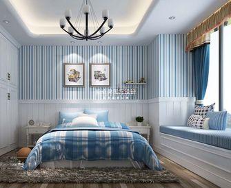 130平米四室两厅新古典风格儿童房图片