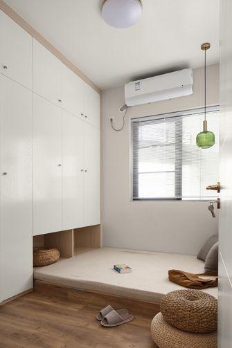 90平米三室两厅日式风格书房装修案例