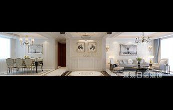 140平米三室两厅欧式风格玄关装修案例