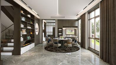 140平米别墅中式风格餐厅装修效果图