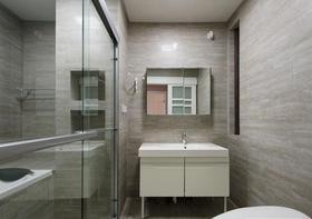140平米復式日式風格衛生間裝修案例