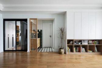 70平米日式风格玄关设计图