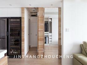 50平米一居室現代簡約風格餐廳裝修效果圖