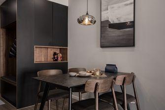 80平米三室两厅中式风格餐厅设计图