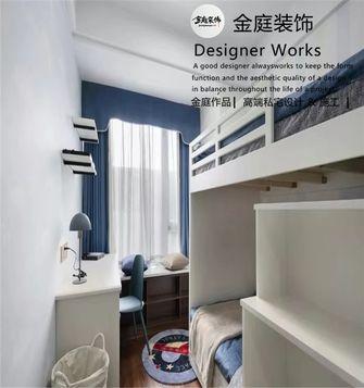 120平米四新古典风格卧室图片