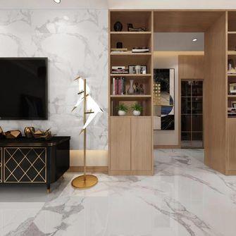 140平米四室一厅现代简约风格书房图片