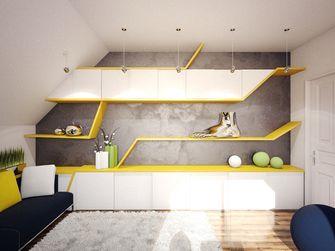 110平米现代简约风格走廊装修案例
