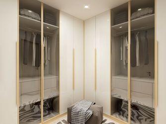 140平米四室一厅混搭风格衣帽间图片大全