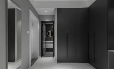 130平米三室两厅北欧风格卧室欣赏图