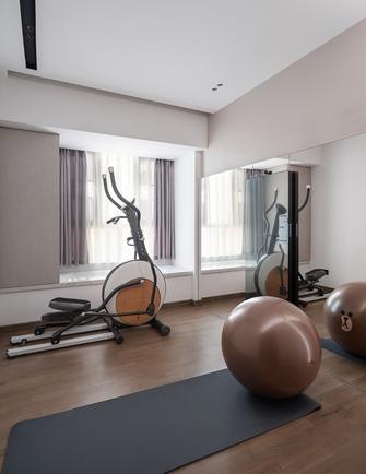 现代简约风格健身室效果图