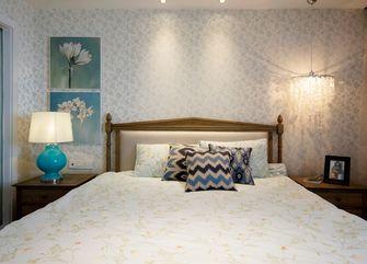 50平米一室两厅美式风格卧室装修案例