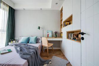 80平米北欧风格卧室装修效果图