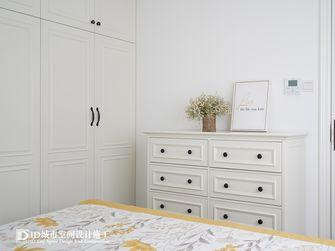 经济型60平米一室两厅美式风格卧室图片