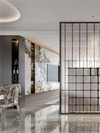 豪华型140平米复式现代简约风格玄关装修效果图