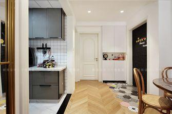 80平米法式风格厨房图片大全