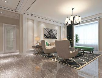 140平米四室两厅混搭风格客厅图片