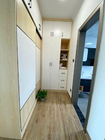 90平米三室两厅欧式风格衣帽间图片