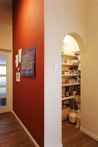 5-10万100平米复式日式风格储藏室设计图