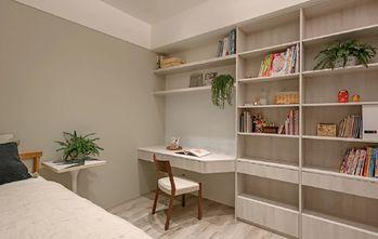 130平米三日式风格书房装修图片大全