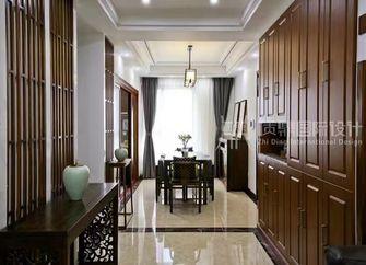 10-15万110平米三室两厅中式风格走廊装修图片大全
