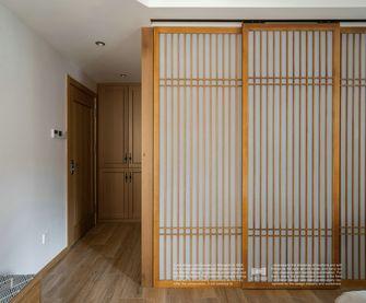 80平米三室两厅日式风格衣帽间装修效果图