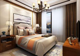 130平米三室三厅中式风格卧室效果图