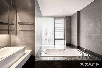 110平米三室两厅现代简约风格卫生间图