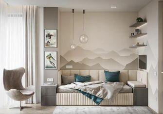 140平米三现代简约风格儿童房效果图