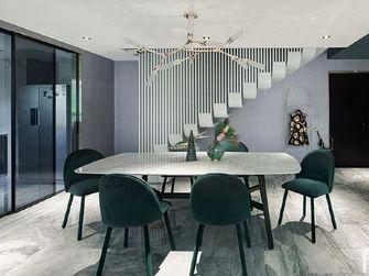 140平米复式混搭风格餐厅效果图