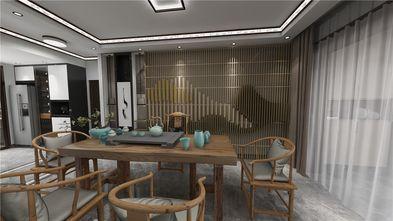 120平米中式风格餐厅图