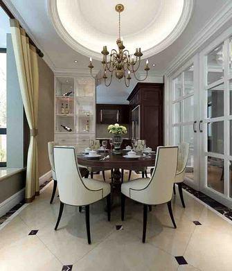 5-10万140平米复式欧式风格餐厅装修效果图